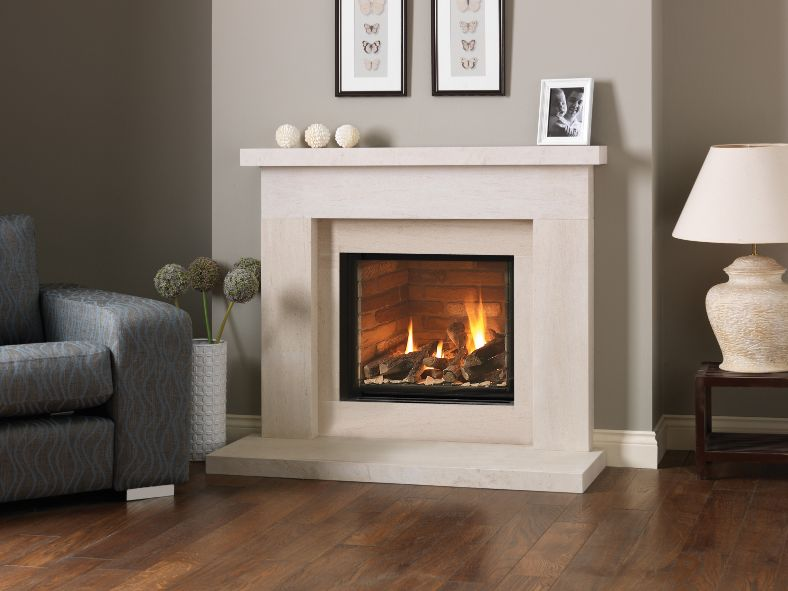 Beckford Gas Fireplace Suite