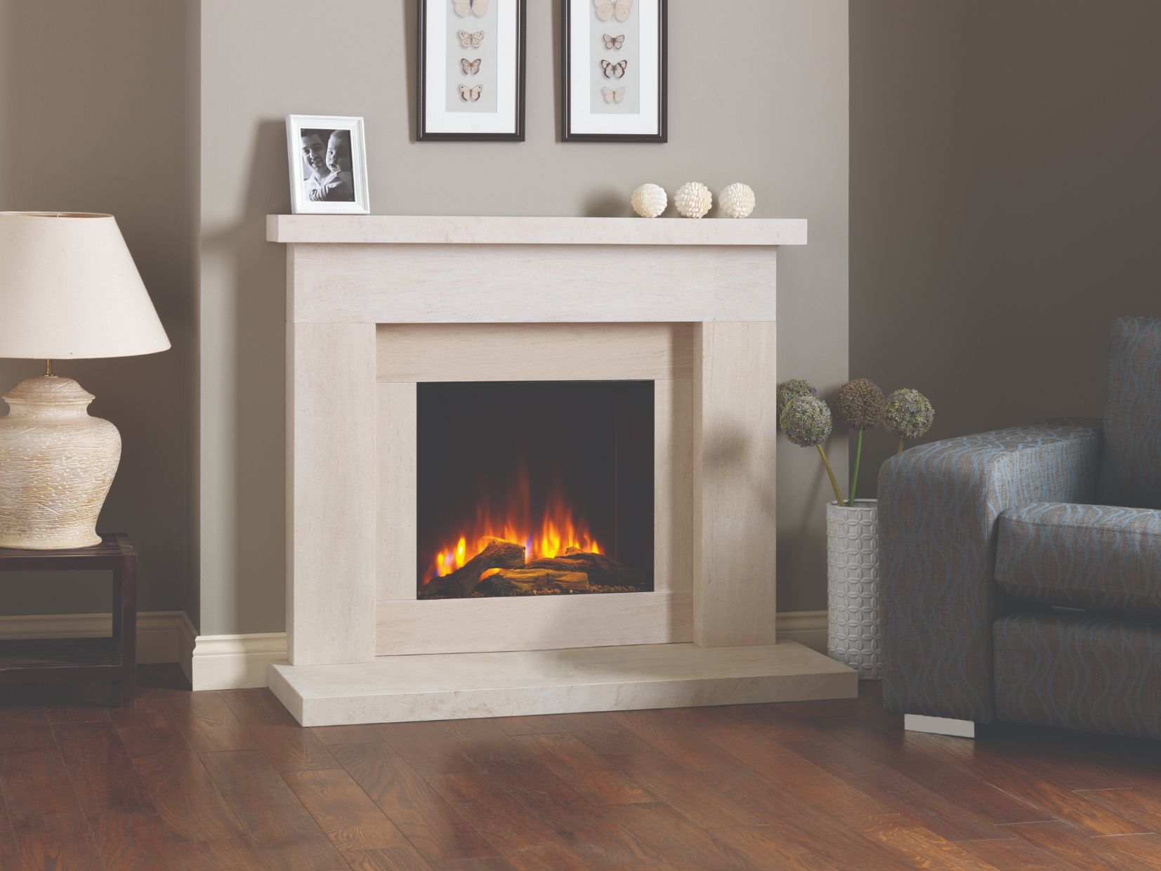 Infinity 480 Electric Fireplace Surround