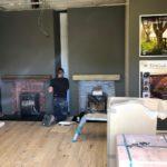 The Binley Oak Work In Progress 3