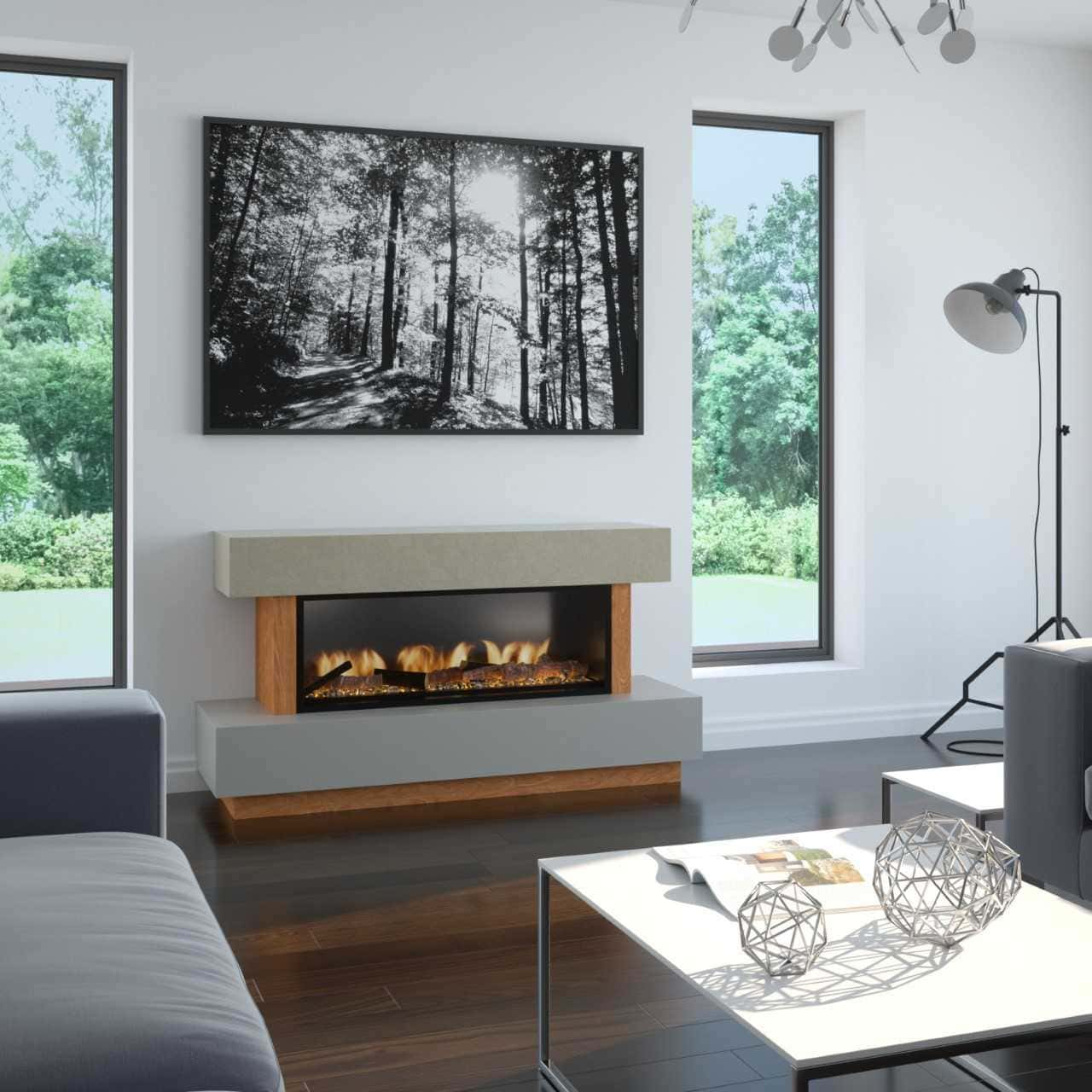 Tivoli Electric Fireplace Suite Coventry