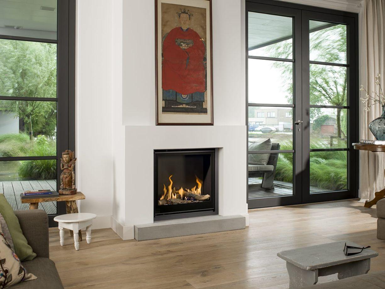 Unica-2 75 Gas Fireplace