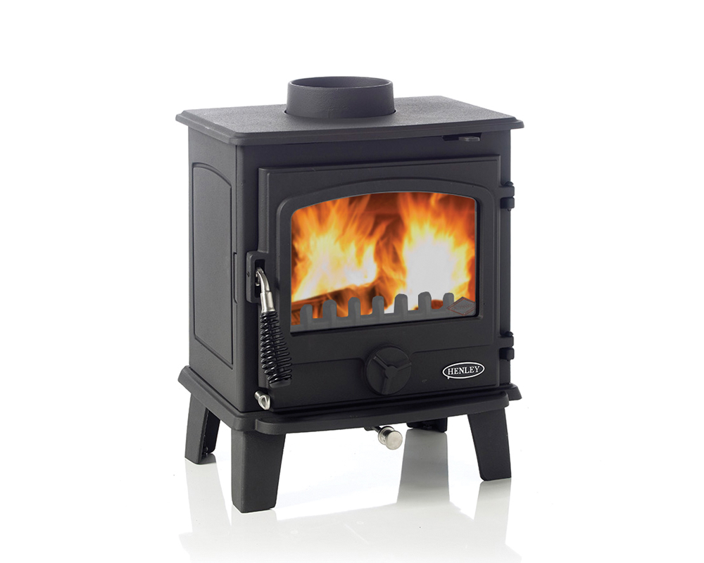 Eden 5kW Freestanding Multi Fuel Stove Log Burner