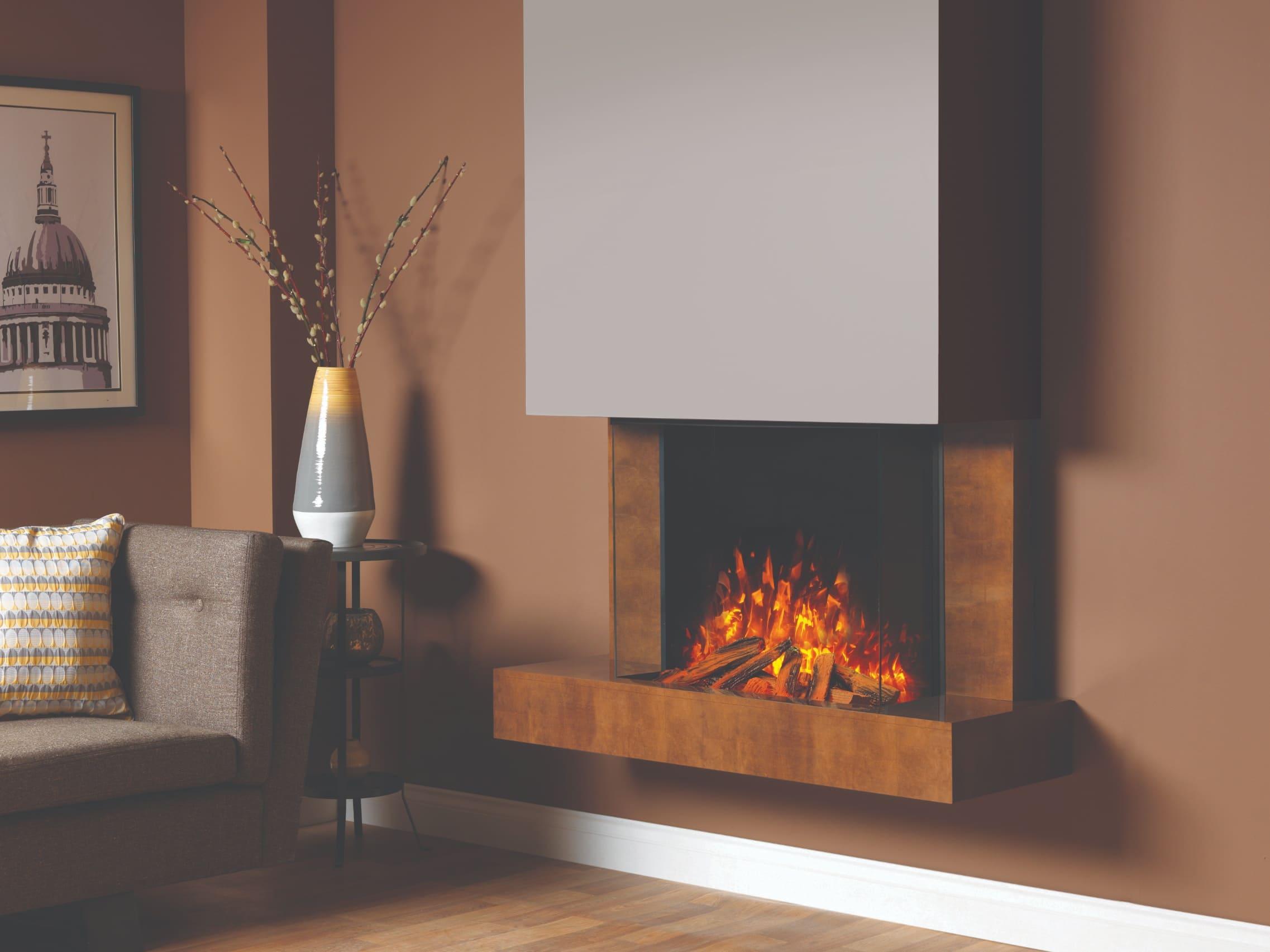 Arcadia Electric Suite - Premium Gloss Copper Effect
